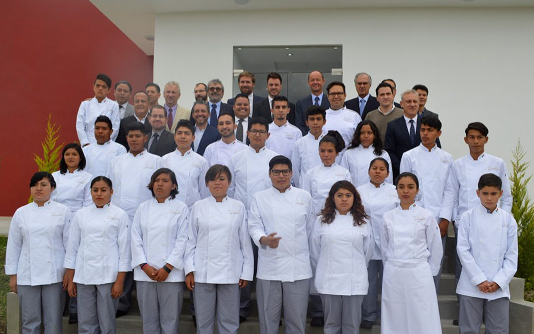 Bakery School Mexico: now open!