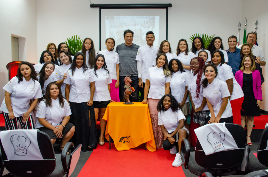 Bakery School Brazil – graduation 2nd student batch