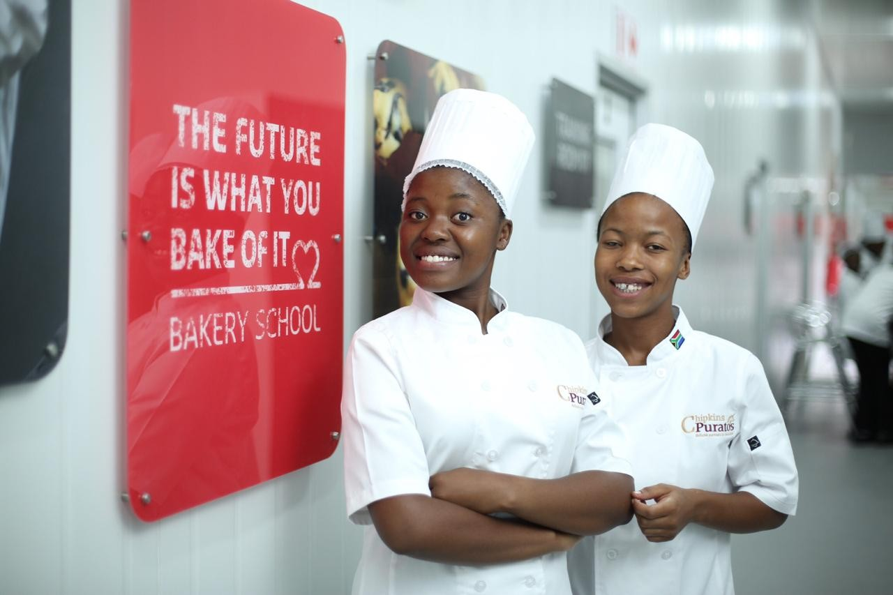 A community's pride as Chipkins Puratos Bakery School South-Africa is launched at Tembisa high school