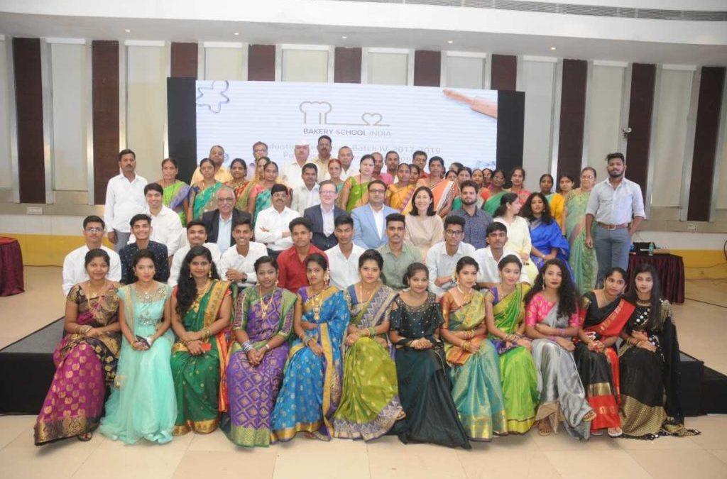Bakery School India – 4th graduation ceremony