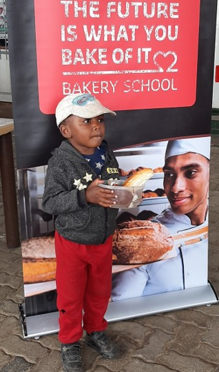 Bakery School South Africa – Giving back to the local Community